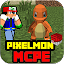 Pixelmon MOD MCPE APK for Blackberry