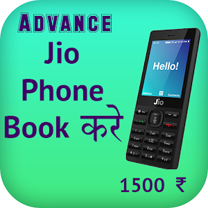 Advance Booking JioPhone - 4g Free Mobile