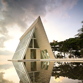 The Infinity Chapel by Edo Kurniawan - Buildings & Architecture Other Exteriors