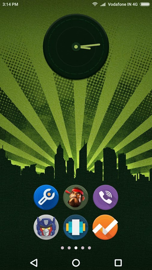 Elixir Icon Pack Screenshot 6