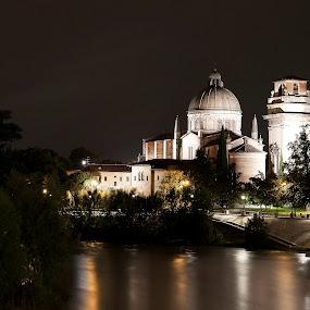 San Giorgio/Saint George of Verona by Giancarlo Ferraro - Buildings & Architecture Places of Worship ( church )