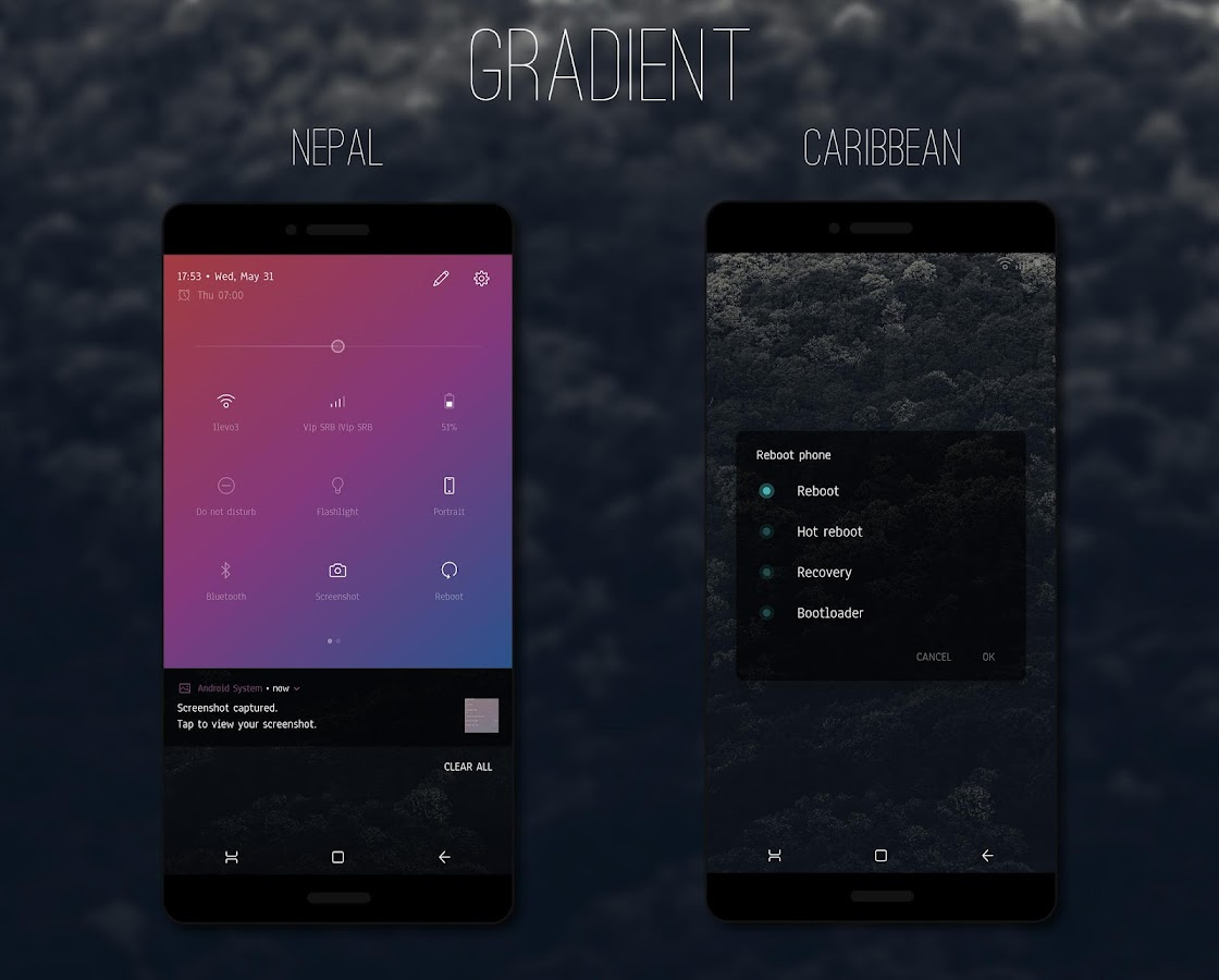 nineteen [substratum] Screenshot 3