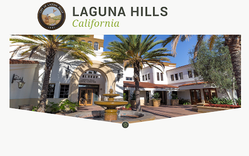 City of Laguna Hills - screenshot