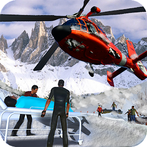 Snow Traffic Rush Rescue 2016