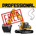 Excavator Simulator PRO-ADV APK for Bluestacks