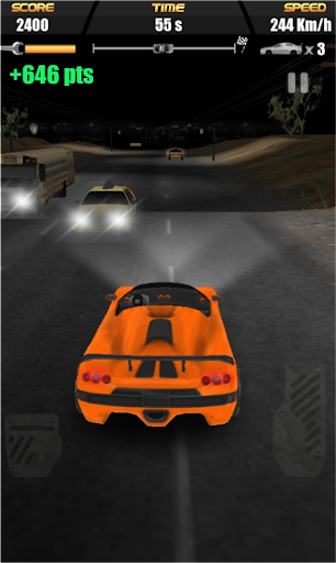 MORTAL Racing 3D screenshot 5