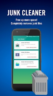 Phone Booster Pro - Memory Cleaner & Security Screenshot