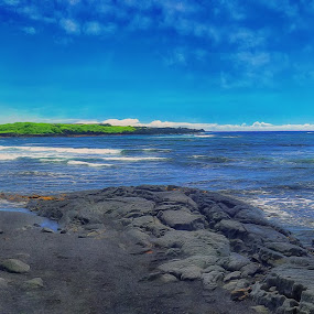 The Big Island by Danny Bruza - Landscapes Beaches