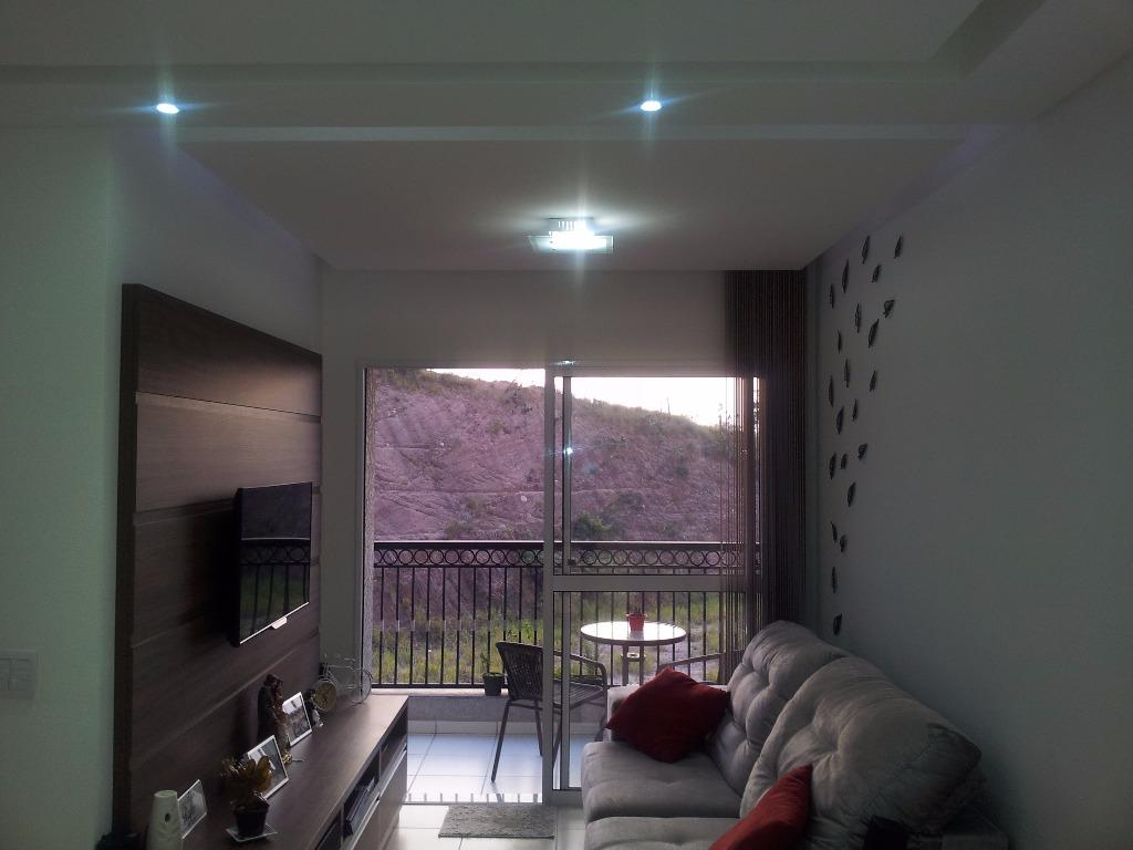 [Apartamento  residencial à venda, Caxambu, Jundiaí.]