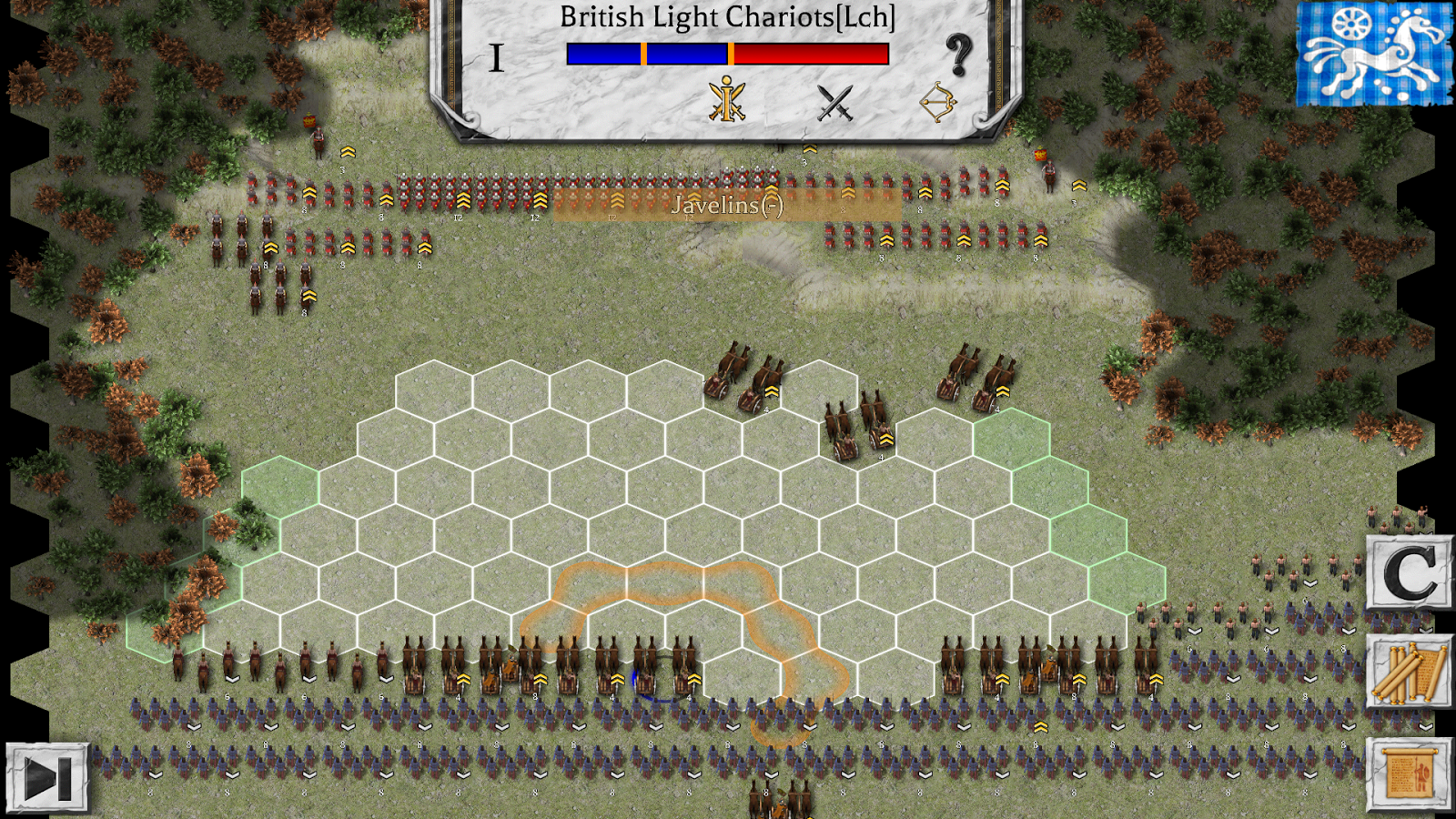 Battles of the Ancient World Screenshot 5