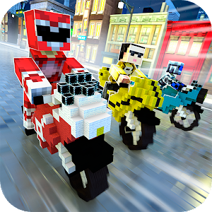 Free Download Blocky Superbikes Race Game APK for Samsung