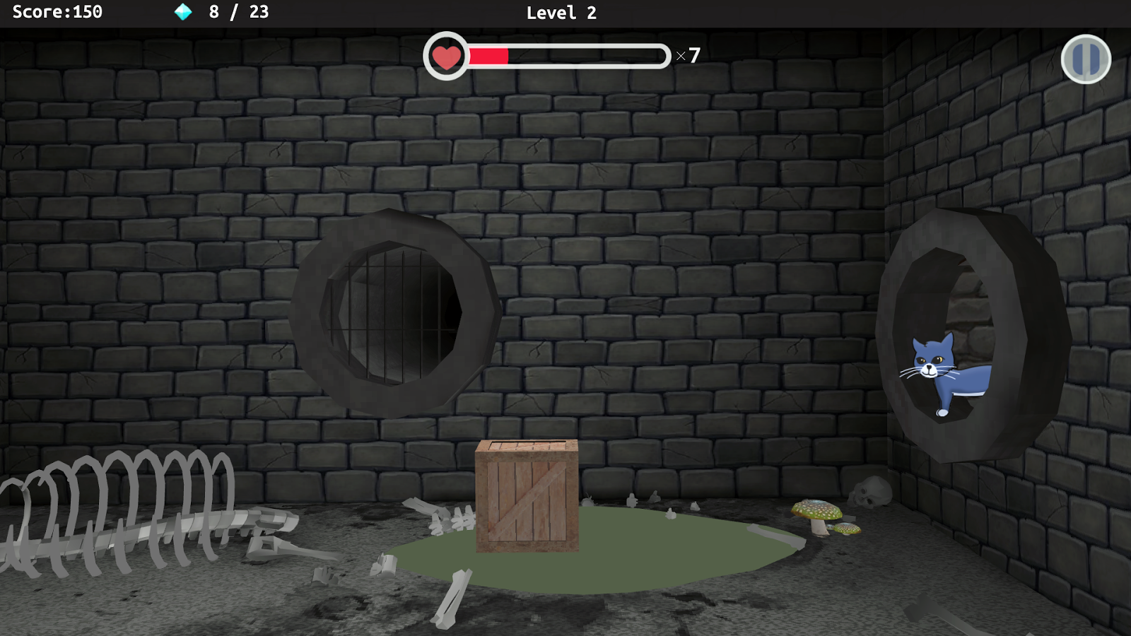 Shakey's Escape Screenshot 7