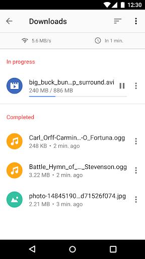 Opera browser - news & search screenshot 6