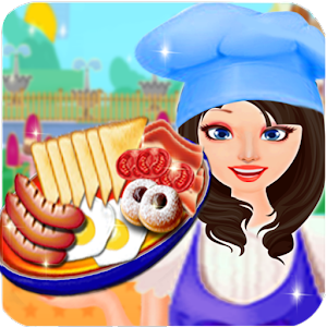 Breakfast Mania Cooking Games