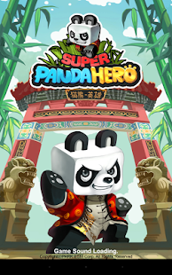 Super Panda Hero- screenshot thumbnail