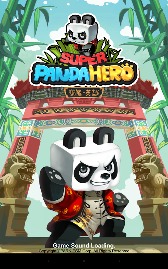 Super Panda Hero Screenshot 9