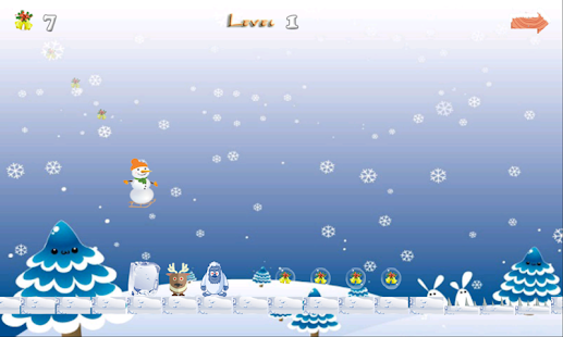 Holaf Christmast Adventure - screenshot