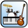 Download Full Band Game: Piano, Guitar, Drum 1.4 APK