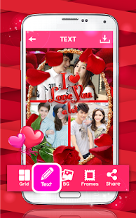 Love Collage Photo Frames - screenshot