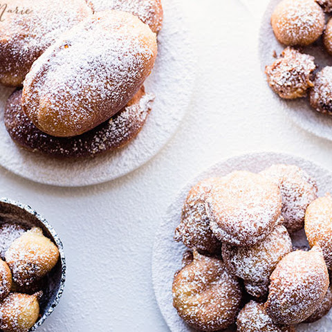 Fried Sweets - Oreos Twinkies Snickers Cookie Dough Balls