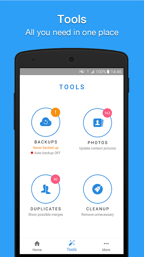 Contacts & Dialer by Simpler Screenshot 2