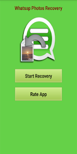 App Recovery Whatsap Photos Guide APK for Windows Phone