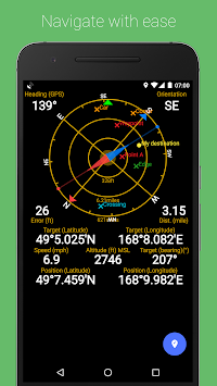 GPS Status & Toolbox APK screenshot thumbnail 3