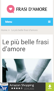 Frasi d'amore - screenshot
