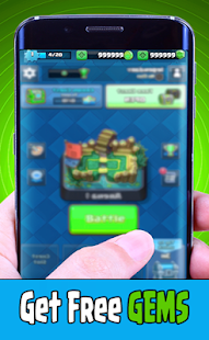 App Gems & Chest For Clash Royale APK for Kindle