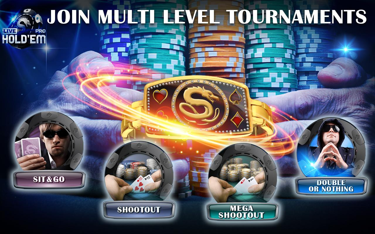 Live Hold'em Pro Poker Games Screenshot 10
