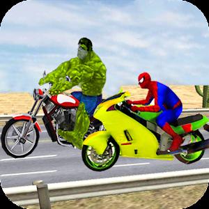 Highway Moto Bike Racing Free For PC