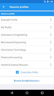 Resume Builder Free, CV Maker & Resume Templates for pc