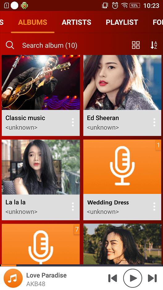 Music Player Pro Screenshot 13