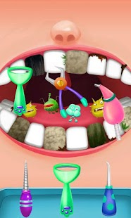 Cute Girl's Teeth Salon- screenshot thumbnail