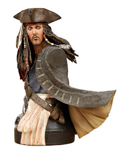 "Фигурка ""POTC Jack Sparrow Mini bust"