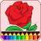 Valentines love coloring book 6.6.3 Apk