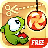 Game Cut the Rope FULL FREE version 2015 APK