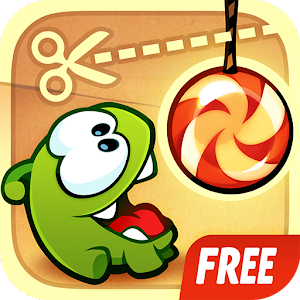 Cut the Rope FULL FREE for PC-Windows 7,8,10 and Mac