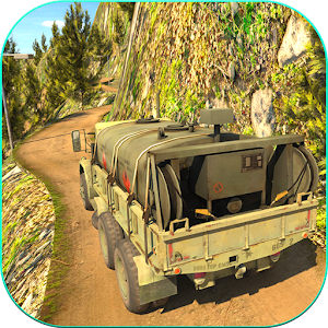 Army Truck Driver : Offroad Icon