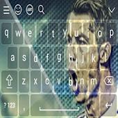 Keyboard For Cristiano Ronaldo APK for Bluestacks