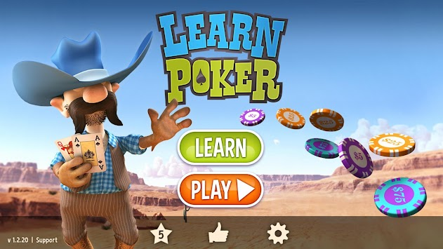 Learn Poker - How To Play APK screenshot thumbnail 1