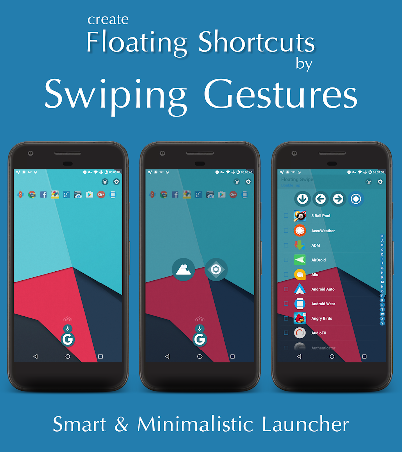 Floating Shortcuts ᴾᴿᴼ Screenshot 7