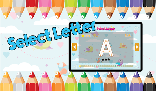 ABC English Alphabet Learning - screenshot