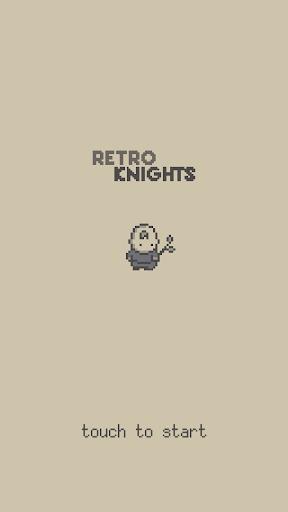 Retro Knights : 2048