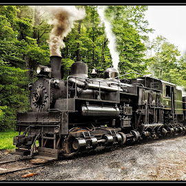 by James Eickman - Transportation Trains
