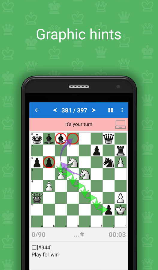 Manual of Chess Combinations Screenshot 1