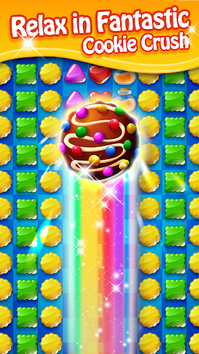 Cookie Mania - Sweet Match 3 Puzzle screenshot 1