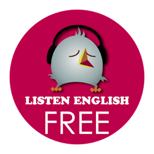 Listen English with Audio FREE - screenshot