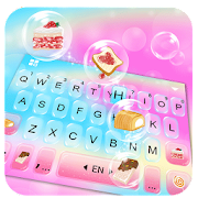 Colorful Bubbles Keyboard Theme 4.0 Icon