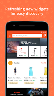 Free Paytm Mall: Online Shopping APK for Windows 8